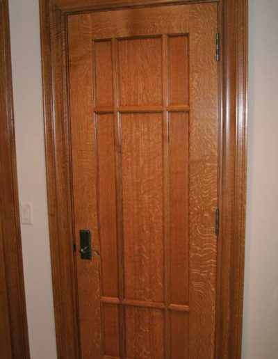 Custom-Design-Quartersawn-White-Oak-Door