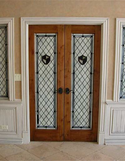 Custom-Glass-interior-double-door