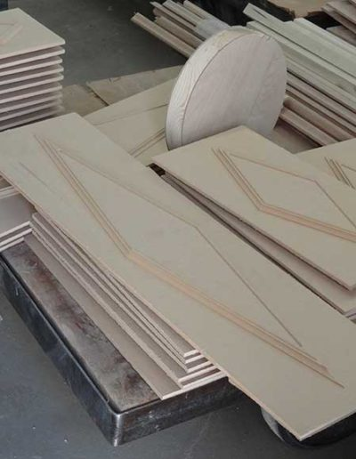 Diamond-Shaped-MDF-Panels