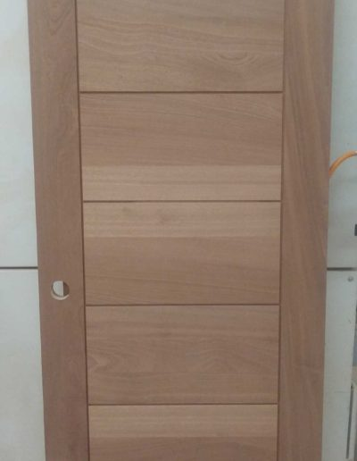 Sapele-Flush-Fire-Core-Door