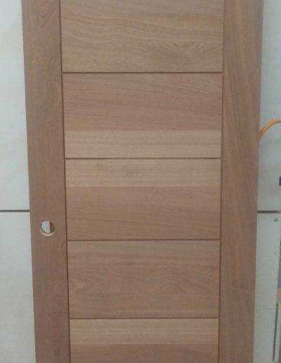 Sapele-Flush-Fire-Core-Door