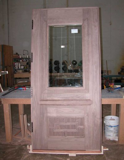 Walnut-Historic-Replication-Door